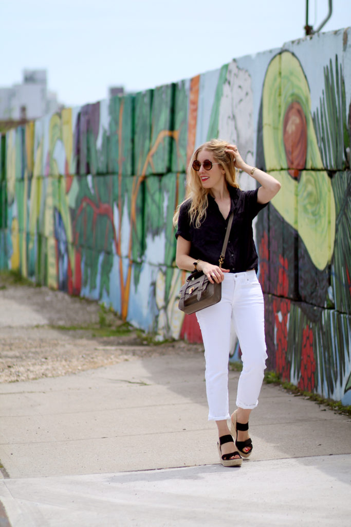 thebrooklynstylist how to cuff your jeans