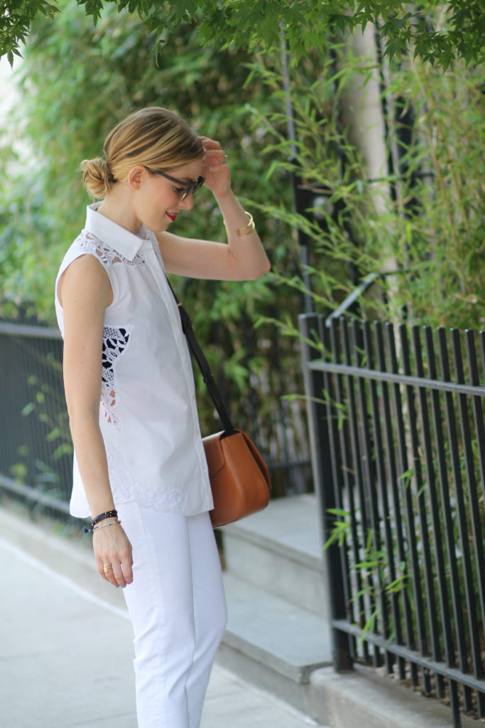 thebrooklynstylist magaschoni white lace