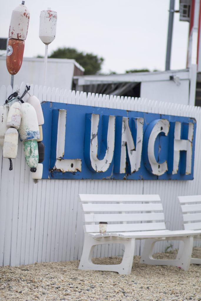 thebrooklynstylist lunch hamptons