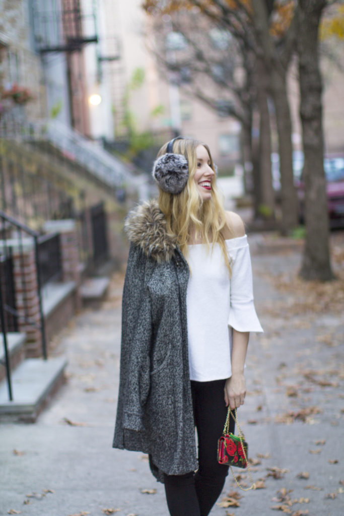thebrooklynstylist holiday ready with banana republic