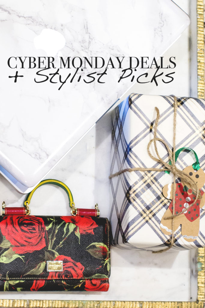 thebrooklynstylist cyber monday deals headline